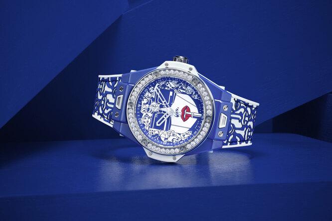 Красивое время: Hublot выпустили коллекционные часы, посвященные российским женщинам
