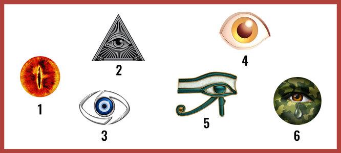 Какой глаз вам нравится больше всего?