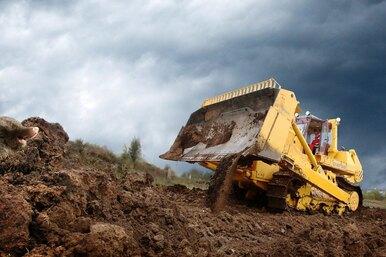 Повелитель земли: как работает тяжелейший бульдозер вмире