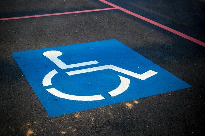 В жилом комплексе Австралии убрали все стоянки длялюдей синвалидностью