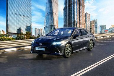 Новая Toyota Camry: ответы 3 главных вопроса осверхпопулярном седане