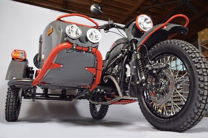 Новый «Урал»: как сегодня выглядит легендарный мотоцикл сколяской
