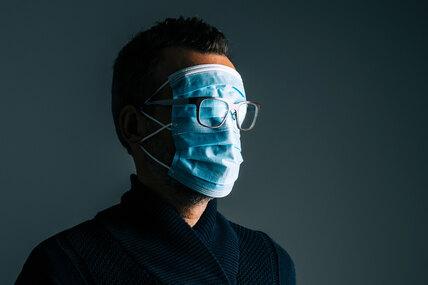 Как правильно лечить раздражение отмедицинской маски?