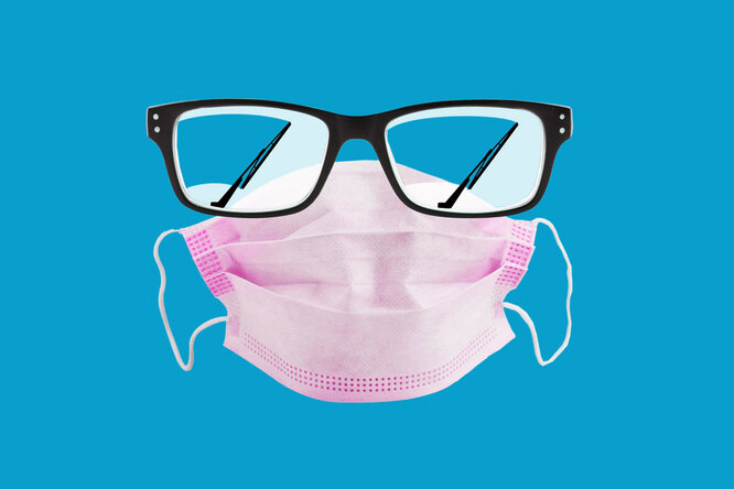 Очки могут защитить вас откоронавируса