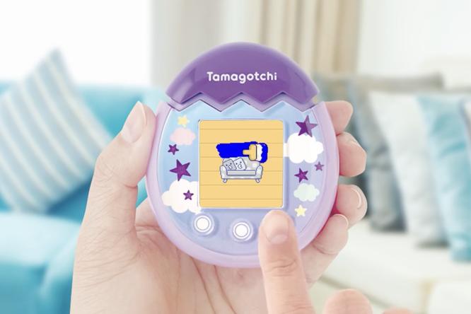 Производитель Тамагочи возобновит выпуск популярной игры вновом форм-факторе