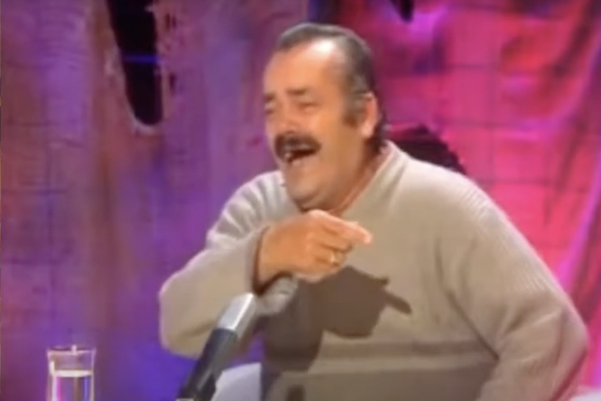 Умер Хуан Хойя Борха — герой мемов просмеющегося испанца