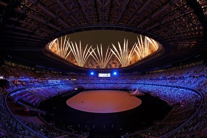 Токио побил рекорд позаражениям COVID-19 во время Олимпиады