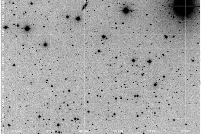 Сам себе астрофизик: найди астероид