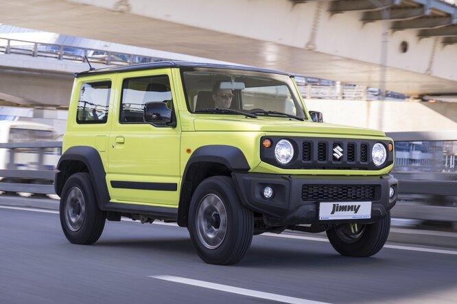 Suzuki представила свои планы нароссийский рынок в2021 году
