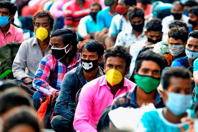 Как распознать индийский штамм коронавируса: безкашля ипотери обоняния