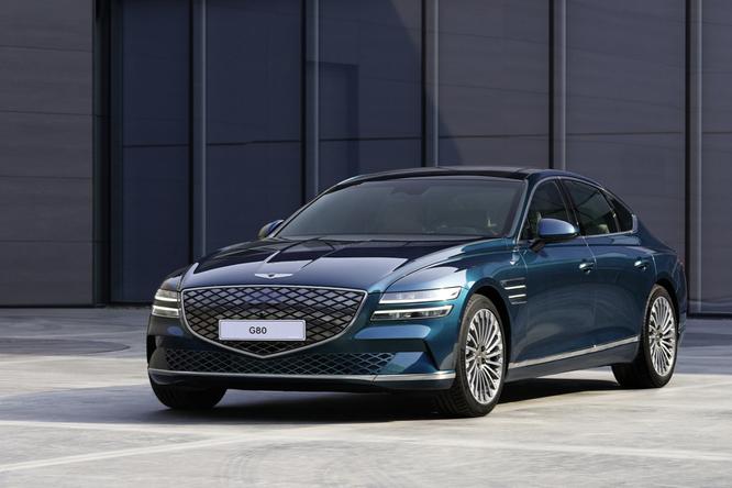 Genesis представил первый электромобиль наШанхайском автосалоне – 2021