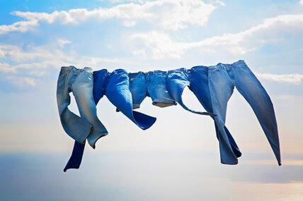 Когда появились мужские штаны?