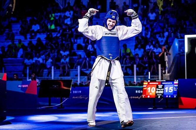 Российский тхэквондист поборется зазолото вфинальном турнире Олимпиады вТокио