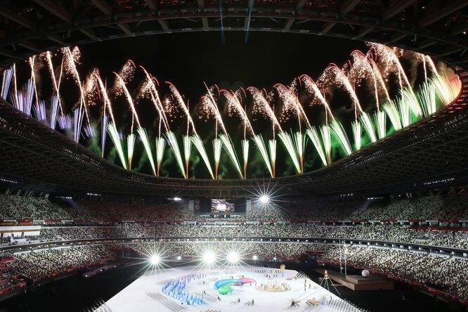 В Токио стартовали Паралимпийские игры
