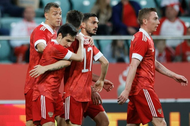 Тренерский штаб объявил окончательный состав сборной России пофутболу наЕвро-2020
