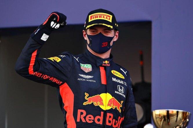 Гонщик Ферстаппен стал рекордсменом «Формулы-1»