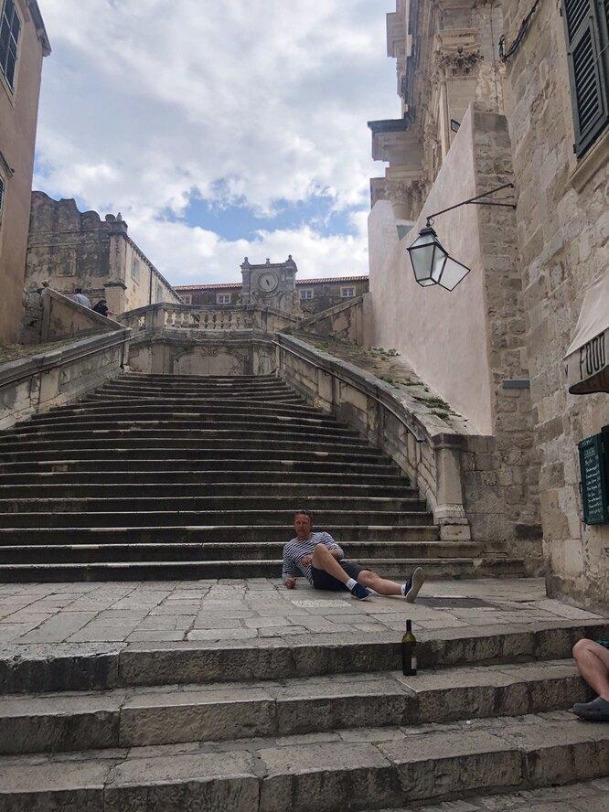 лестница Ие