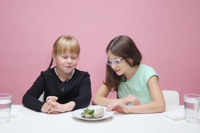 Коту это бы понравилось больше: современные дети пробуют «советскую» еду