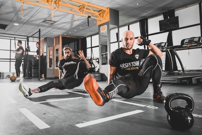 Короткие интервальные тренировки улучшают здоровье