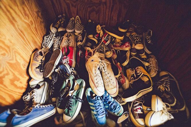 Как правильно хранить обувь: чистим, сушим ипомогаем дольше сохранять форму
