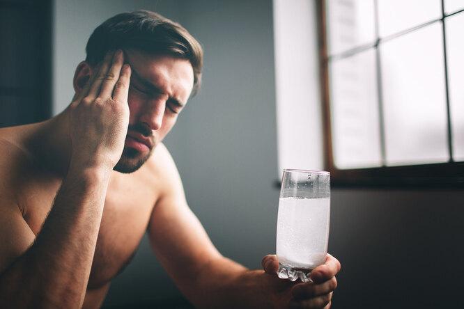 Как вылечить похмелье за1 час: утром скажете Men's Health спасибо