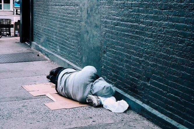 В России создадут реестр всех бездомных граждан