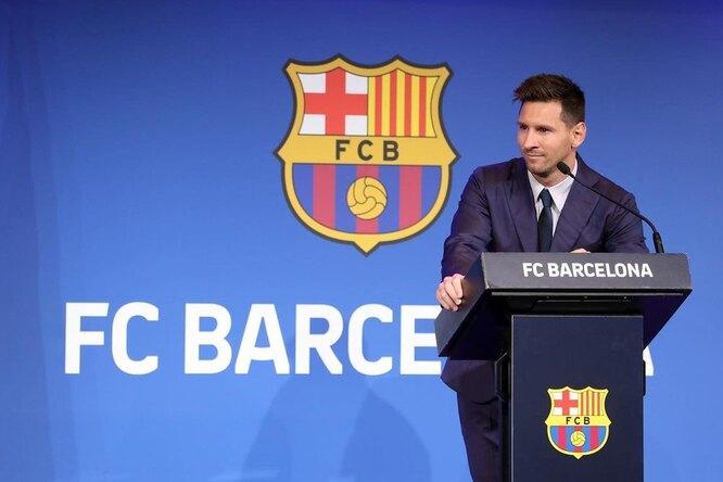 «Барселона» сделала Месси новое предложение поконтракту