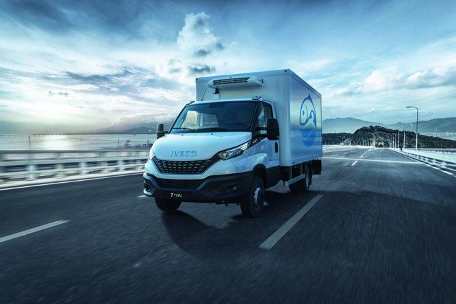 Компания IVECO: уверенный рост нароссийском рынке ипрезентация нового поколения автомобилей Daily