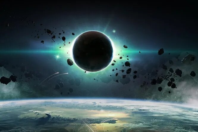 Правда ли, что Луна появилась врезультате ядерных реакций?
