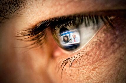 Как сохранить зрение, постоянно сидя передмонитором?