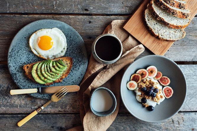 Каким должен быть завтрак, ипочему он начинается сужина