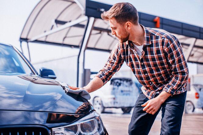 Как самостоятельно заполировать царапины наавтомобиле?