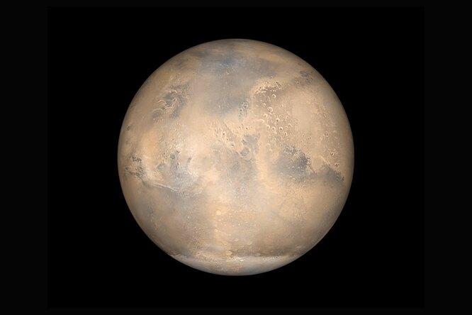 Китай высадился наМарсе — впервые всвоей истории