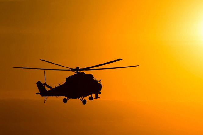 На какую предельную высоту может взлететь вертолет?