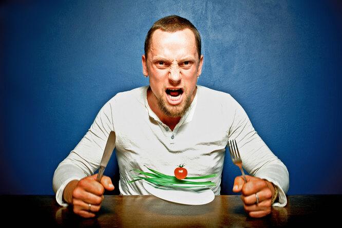 Как справиться счувством голода надиете: четыре способа