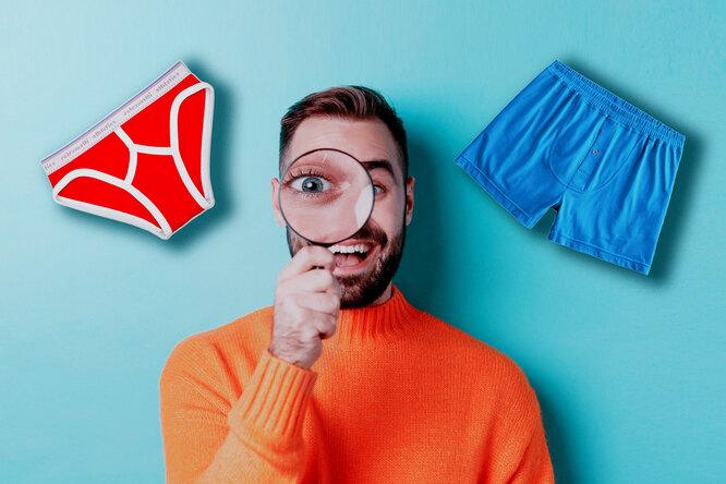 Белье изсинтетики, слабая эрекция иважность смазки: три полезных исследования длямужчин