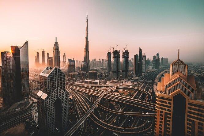 В Дубае запустят беспилотные такси