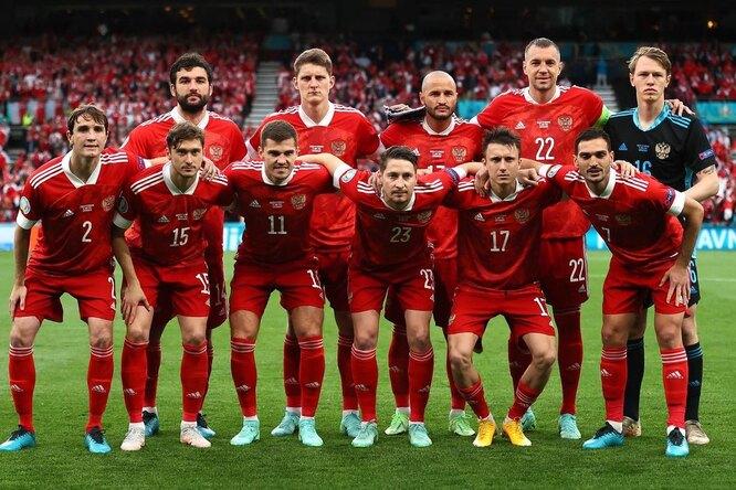 Сборная России вылетела изтоп-40 рейтинга FIFA впервые задва года