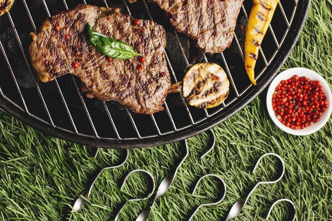 Какое мясо выбрать длягриля: 4 самые полезные варианта