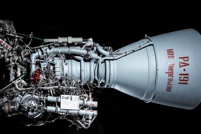 Ракетный двигатель  РД-171МВ: начто способен достойный преемник «Энергии»