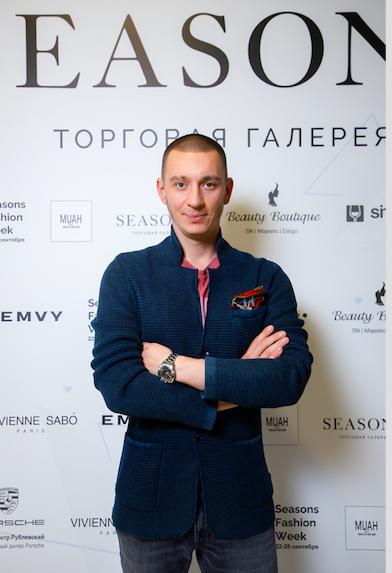Андрей Золотов (Robb Report)