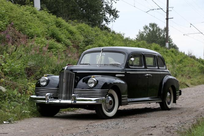 В Москве напродажу выставили редкий лимузин 1948 года