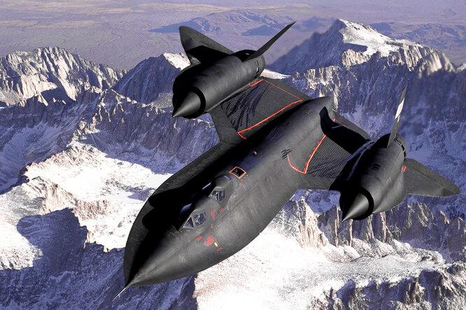 Что делает Blackbird одним изсамых быстрых самолетов вмире?