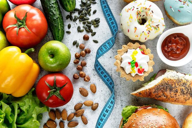 Количество белков, жиров иуглеводов припохудении: почему так важно их считать