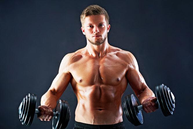 Топ-5 лучших упражнений длятренировки мышц груди