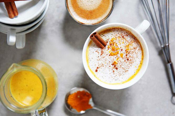 Кофе скуркумой: почему его стоит попробовать ив чем польза дляздоровья?