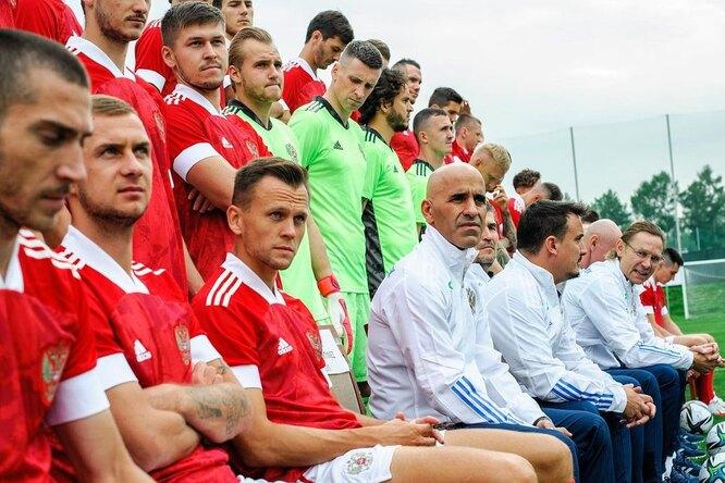 У сборной России будет несколько капитанов наотборочных матчах чемпионата мира 2022
