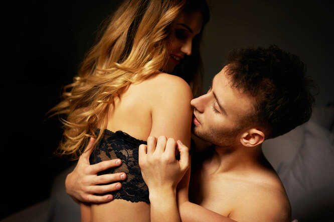 Какими химическими веществами люди обмениваются во время секса?