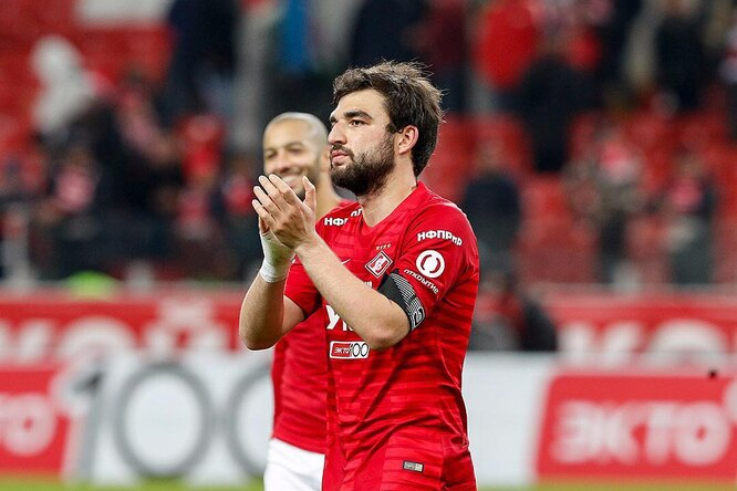 «Проблема российского футбола во мне»: Джикия оматче сборной России против Мальты