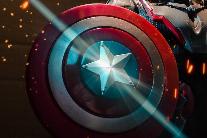 Видео: блогер воссоздал летающую как бумеранг копию щита Капитана Америки